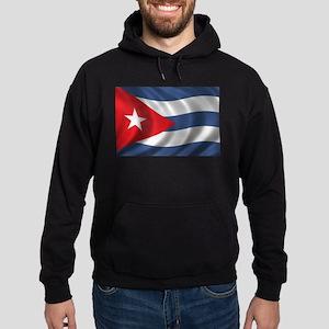 Flag of Cuba Hoodie (dark)