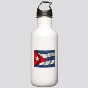 Flag of Cuba Stainless Water Bottle 1.0L