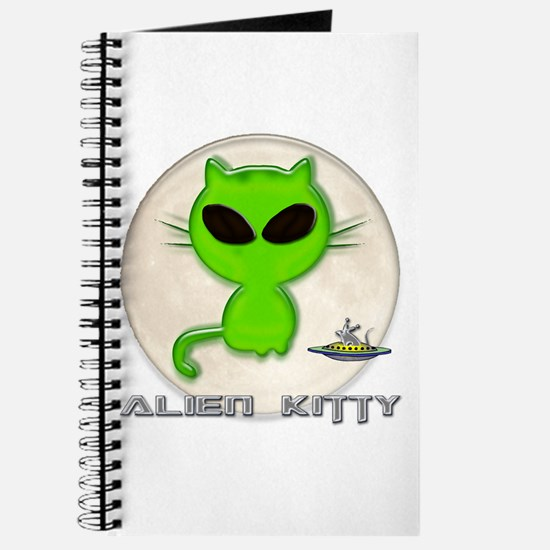 alien kitty Journal