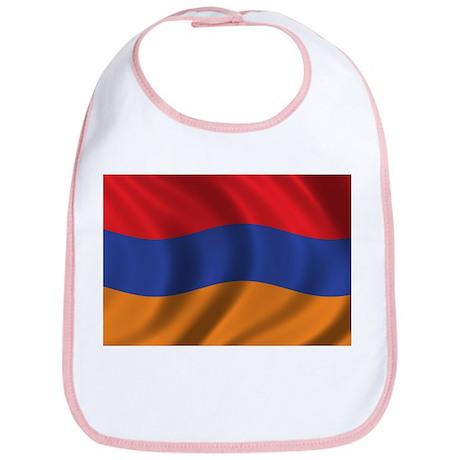 Flag of Armenia Bib