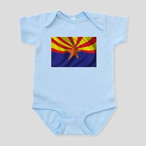 Flag of Arizona Infant Bodysuit