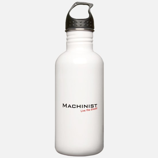 Machinist / Dream! Water Bottle