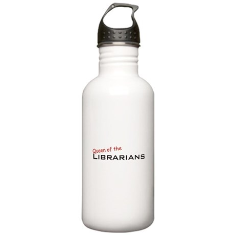 Librarians / Queen Stainless Water Bottle 1.0L