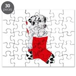 Harley Great Christmas Pup Puzzle