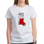 Harley Great Christmas Pup Women's T-Shirt