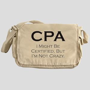 CPA #3 Messenger Bag