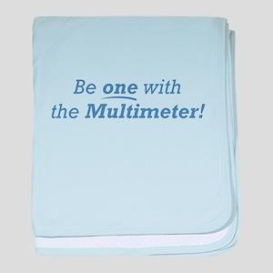 Multimeter / Be one baby blanket