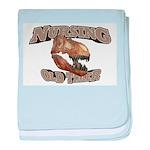 Nursing Old Timer baby blanket