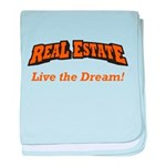 Real Estate / Dream baby blanket