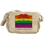 Cambridge Men's Group Messenger Bag