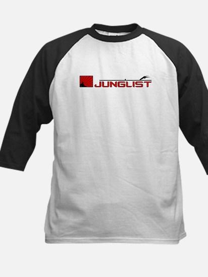 Junglist Kids Baseball Jersey