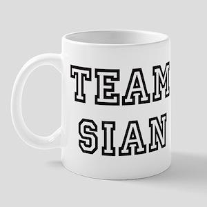 Team Sian Mug
