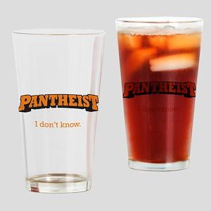 Pantheist / Know Drinking Glass