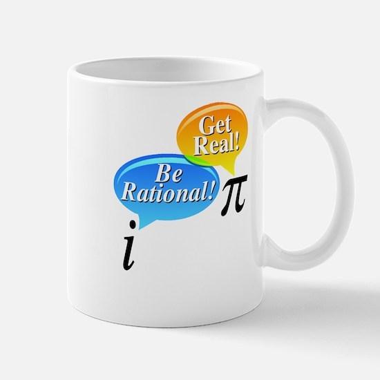 Pi, Get Real! Mug