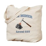 Ice Miner Tote Bag