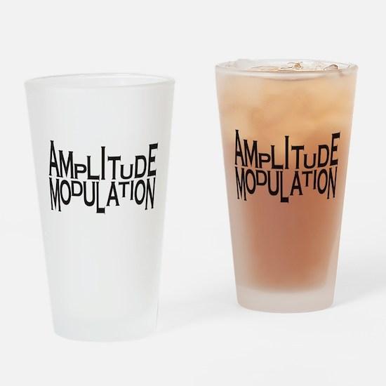 Amplitude Drinking Glass