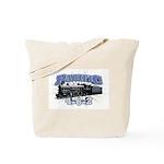 Pacific 4-6-2 Tote Bag