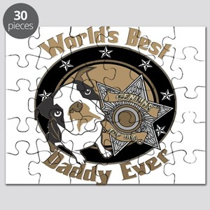 Top Dog Daddy Puzzle