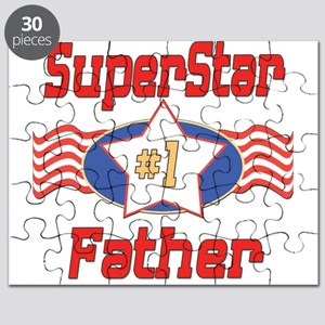 Superstar Father Puzzle