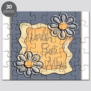 Worlds Best Mom Puzzle
