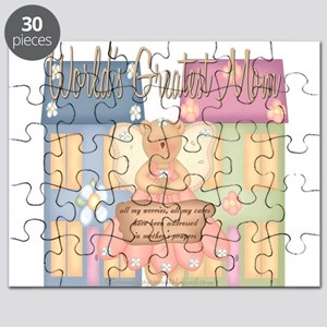 New World's Best Mom Puzzle