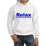 Relax Hooded Sweatshirt