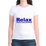 Relax Jr. Ringer T-Shirt