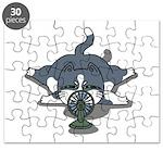 Eco cat 1 Puzzle