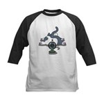 Eco cat 2 Kids Baseball Jersey