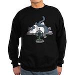 Eco cat 2 Sweatshirt (dark)