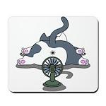 Eco cat 2 Mousepad