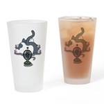 Eco cat 2 Drinking Glass