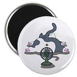 Eco cat 2 Magnet