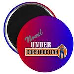 Novel Under Construction Magnet