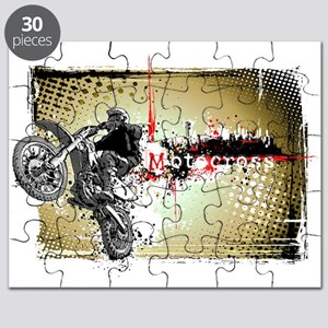 Motocross Puzzle