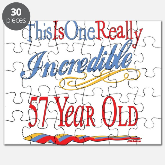 Incredible At 57 Puzzle