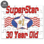 Superstar at 30 Puzzle
