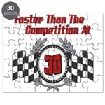 Racing At 30 Puzzle