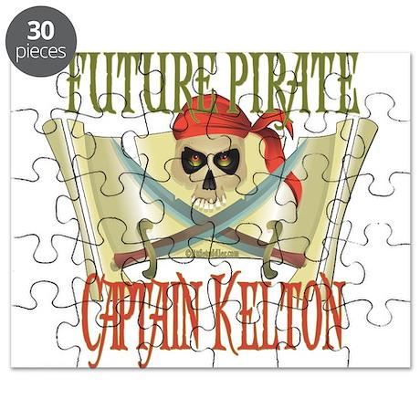 Captain Kelton Puzzle