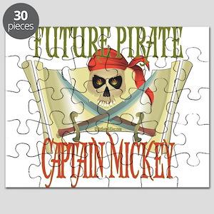 Captain Mickey Puzzle