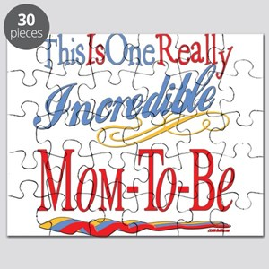 Incredible Mom-to-be Puzzle