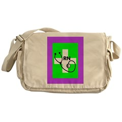 Nurse Case Covers Messenger Bag