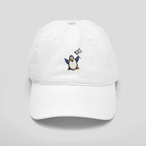 West Virginia Penguin Cap