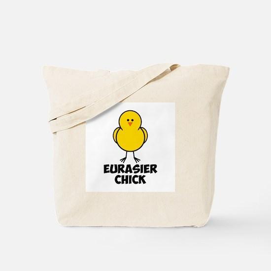Eurasier Chick Tote Bag