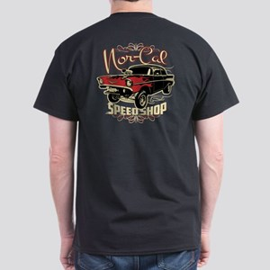 Nor-Cal Chevy Gasser Dark T-Shirt
