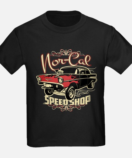 Nor-Cal Chevy Gasser T