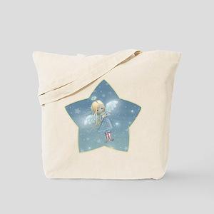 Star Angel Tote Bag