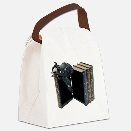 InfoStraightFromHorse030209 copy. Canvas Lunch Bag