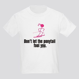 ski ponytail T-Shirt