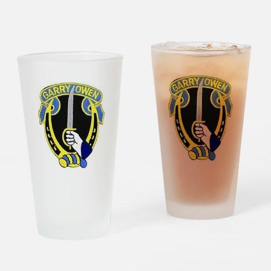 Gary Owen Drinking Glass